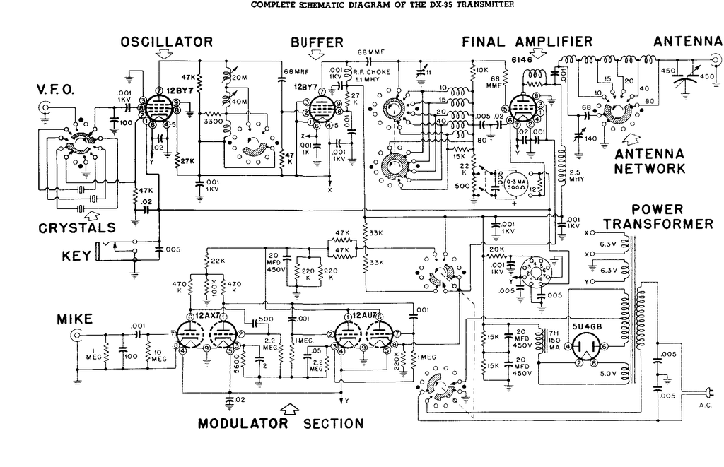 www.heathkit.nu polaris starter solenoid wiring diagram on marshall haze 40 schematic dx 40 schematic