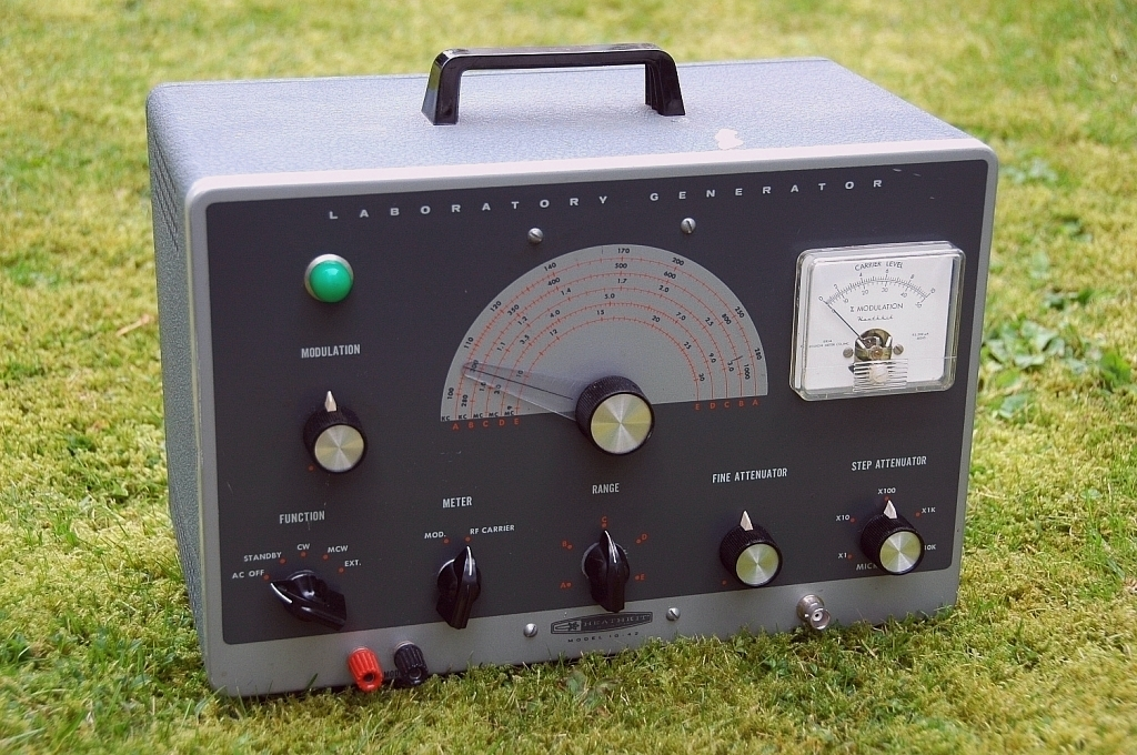 Heathkit Signal Generator : Antique radio forums view topic testing an heathkit ig
