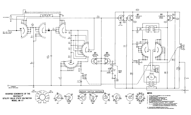 Modified schematic